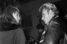 Françoise Hardy & Johnny Hallyday
