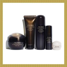 Cleanser, Moisturizer, Skin Cleanse, Shiseido, Night Time, Travel Size Products, Lotion, Skincare, Fragrance