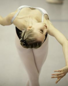 Ballet - wish my combre back was this good