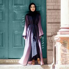 - O M B R È S I L K - MAUVE Alhamdulillah all oustandaing will be dispatched by this coming Monday insha'allah. For eid orders, please purchase early to avoid disappointment. International orders now closed for Eid. www.HanaaCollection.co.uk