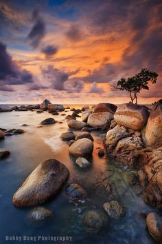 Cool Nature Wallpaper During Sunset From ArtPics – Photography © Bobby Bong http://www.designsnext.com/?p=29528
