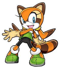 Marine the Racoon Sonic Boom, Game Sonic, Sonic Art, Sonic The Hedgehog, Silver The Hedgehog, Shadow The Hedgehog, Big The Cat, Dark Brotherhood, Classic Sonic