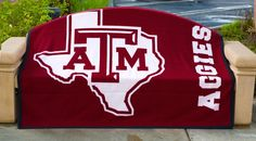 With a Purpose - Texas A&M Aggies Blanket for a Blanket