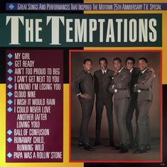 Autographed Signed The Temptations All The Time Otis Williams Sealed CD Booklet