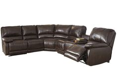 Signature Design By Ashley 3530090 Hallettsville Raf Power Reclining Loveseat With Conso Ashley Furniture Living Room Power Reclining Loveseat Living Room Sets