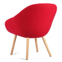 Garden Design Red Fabric Lounge Wood Reception Chairs Outdoor Armchair    China Office Chairs U0026 Fiberglass