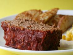 Salsa Meatloaf OAMC) Recipe - Genius Kitchen used my own canned salsa Salsa Recipe, Meatloaf Recipes, Easy Meatloaf, Meat Recipes, Dinner Recipes, Cooking Recipes, Cooking Tips, Yummy Recipes, Bon Appetit