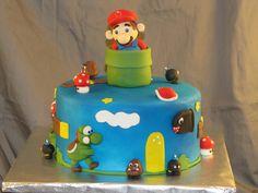 Mario Cake!!!!
