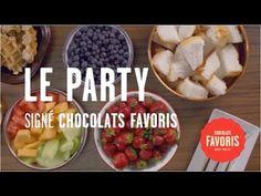 Le Party signé Chocolats Favoris