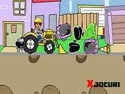 Slot Online, Tractor, Character, Tractors