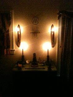 """""""My altar is my Cathedral"""""""