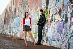 ideas for graffiti wall photoshoot - Google Search