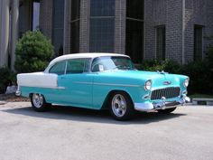 I used to have to get out at a stoplight, lift the hood, move those little fork things in the engine, hop back in and it would shift then.  Oh, I loved this car.