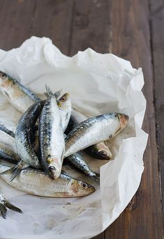 Receta para hacer unas sardinas fritas | #paratorpes #gastro #gastronomia #receta #cocina #sardinas #pescado
