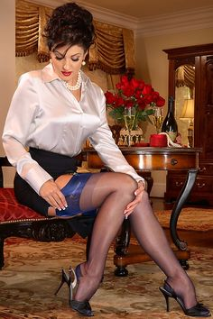 Maduras secretarias