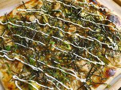 teriyaki pizza Japanese Taste, Japanese Food, Kinds Of Sushi, Prosciutto Pizza, Nori Seaweed, Italian People, Teriyaki Sauce, Vegetable Pizza, Noodles