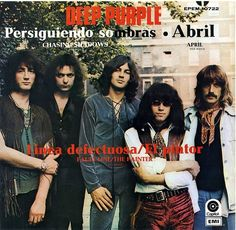 Deep Purple - Sept 1969 Manchester Square, Marylebone, London, W1U - Photo by Chris Walter