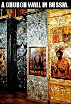 "So if this is known in Russia, and The Black Madonna & child is worshipped WORLDWIDE, then why only in Amerikkka you're only told about ""white Jesus"" who is actually Cesar Borgia? (One for the preachers to answer)"