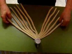 11 -  Strang Zopf aus Zopfteig oder Brotteig - YouTube
