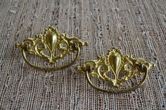 Hey, I found this really awesome Etsy listing at https://www.etsy.com/listing/219455023/set-of-two-2-ornate-vintage-drawer-pulls Etsy $10