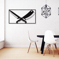 סכינים - אלגנטי אומנות במתכת #עיצובהבית #עיצובברזל #עיצובבמתכת #תמונותלסלון #תמונותלסלון Home Decor, Decoration Home, Room Decor, Home Interior Design, Home Decoration, Interior Design