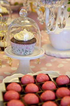 cupcakes e docinhos