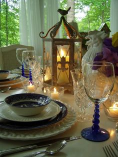 Traditional Tablescape Design, Pictures, Remodel, Decor and Ideas - page 4