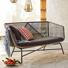 west elm provides a sophisticated selection of outdoor patio furniture and furniture sets. Find outdoor furniture and décor that complements any backyard. Outdoor Furniture Design, Furniture Logo, Find Furniture, Contemporary Furniture, Bedroom Furniture, Furniture Sets, Antique Furniture, Victorian Furniture, Modular Furniture