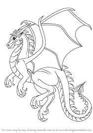 Image result for flying dragon line drawing