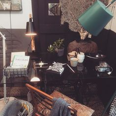 Home Office.... #atelier8 #shop #haarlem #interior #office #home