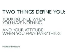 life quotes about patience | life quotes #self quotes #attitude quotes #patience quotes # ...