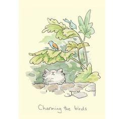 Anita Jeram  Charming the birds