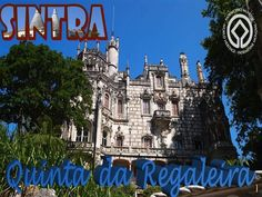 """Sintra, a picturesque Portuguese town set amidst the pine-covered hills of the Serra de Sintra is known for its many 19th-century Romantic architectural monuments. Quinta da Regaleira, an estate located near Sintra-Vila is classified as a World Heritage Site by UNESCO within the """"Cultural Landscape of Sintra"""""""