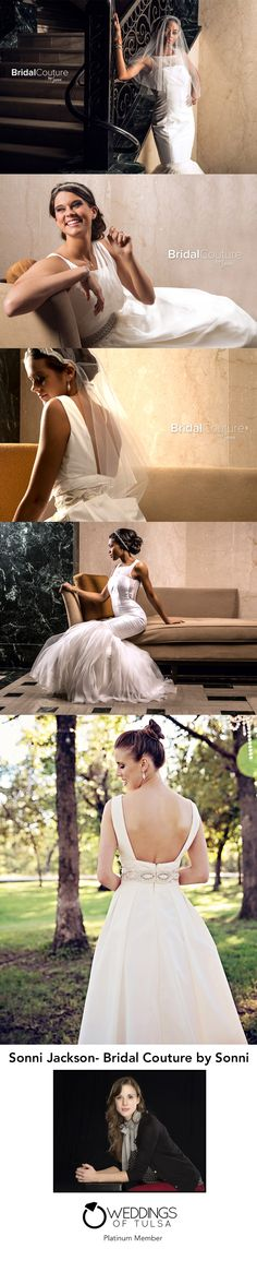 Custom wedding dresses | Bridal Couture by Sonni