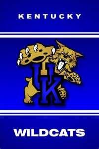 # 1 Kentucky Wildcats - Way to go Cats!!! - Defeated Auburn 110-75 - (27-0)