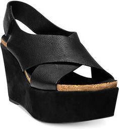 so pretty -- STEVEN by Steve Madden Genesis Platform Wedge Sandals  -- http://www.hagglekat.com/steven-by-steve-madden-genesis-platform-wedge-sandals/
