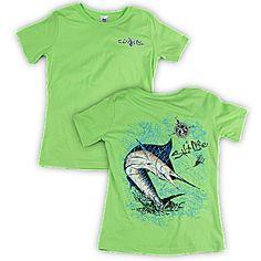 Salt Life - Marlin Tee Shirt