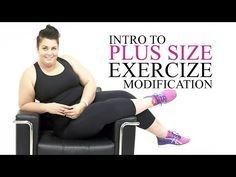 Good Mornings Hamstring Exercise Modification - plus size - workout - episode 11 Do Exercise, Excercise, Exercise Motivation, Beginner Exercise, Exercise Routines, Best Weight Loss, Weight Loss Tips, Weight Lifting, Fitness Diet