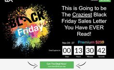 Wealthy Affiliate Black Friday Yearly Membership
