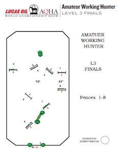 Amateur Working Hunter Lv. 3 finals