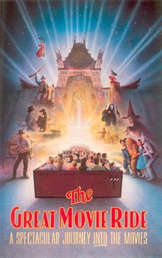 Doctor Disney Explains: How To Get The Western or Gangster Scene at the Great Movie Ride - Doctor Disney