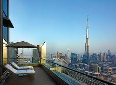 Shangri-La Hotel - Dubai