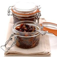 Home-made Christmas Mincemeat