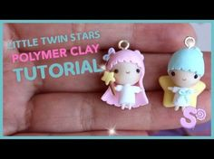 Little Twin Stars Chibis | Polymer Clay Tutorial - YouTube
