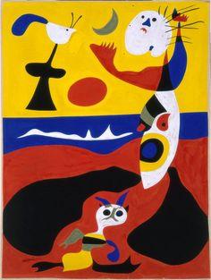 'Summer' (1938) by Joan Miró