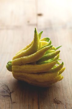 "Buddha's Hand (via What is a Buddha's Hand?) ""One of the oldest types of citrus…think of it as the ULTIMATE lemon zest...."