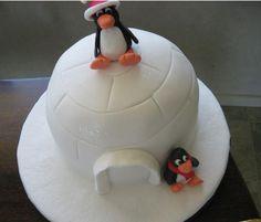 winter Cake @Samantha Baker