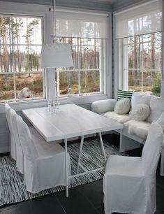 k o t i p o r s t u a: DIY Lankkupöytä