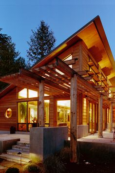 1000 images about timberframe on pinterest google for Bainbridge architects