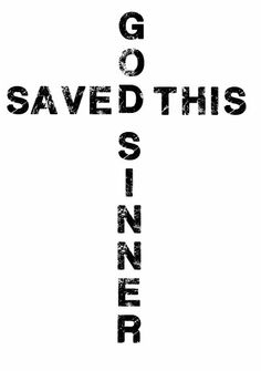 God saved me!